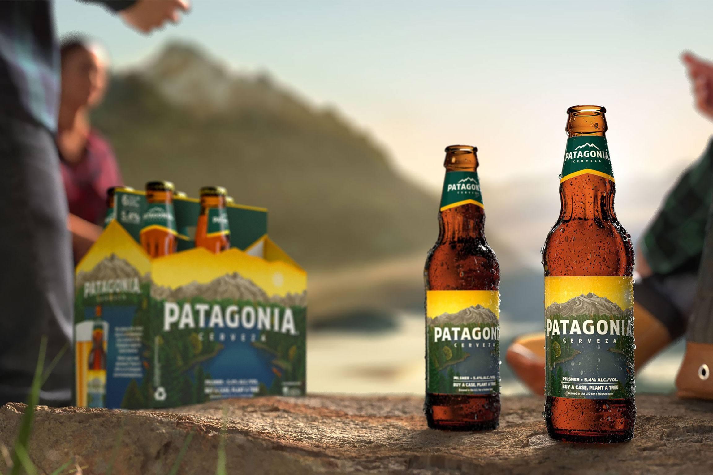пиво патагония